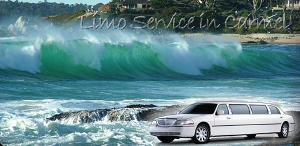 Limousine Service Carmel by the SEA / California